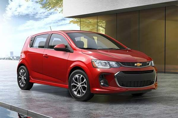 7 Great Used Hatchbacks Under 10 000 For 2019 Chevrolet Sonic