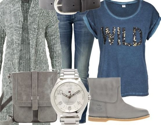Wild - Casual Outfits - stylefruits.nl
