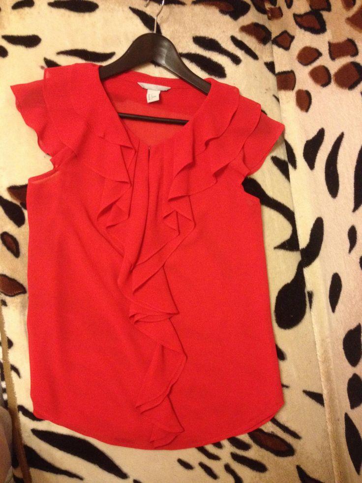 Блуза H&M – купить в Нижнем Новгороде, цена 600 руб., истекает завтра в 16:01 – Блузы и рубашки
