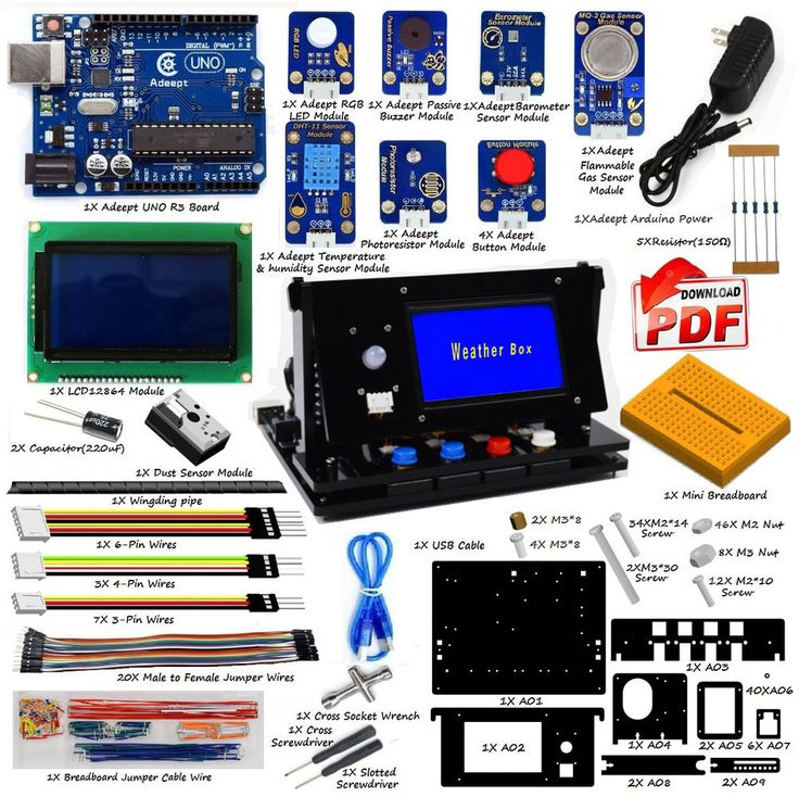 837 Best Arduino Images On Pinterest Arduino Projects