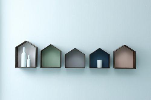 house shelves