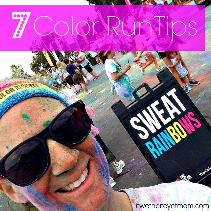 7 Color Run Tips - R We There Yet Mom? | Family Travel for Texas and beyond...