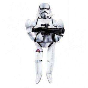 Μπαλόνι Φόιλ Airwalker Star Wars - Stormtrooper