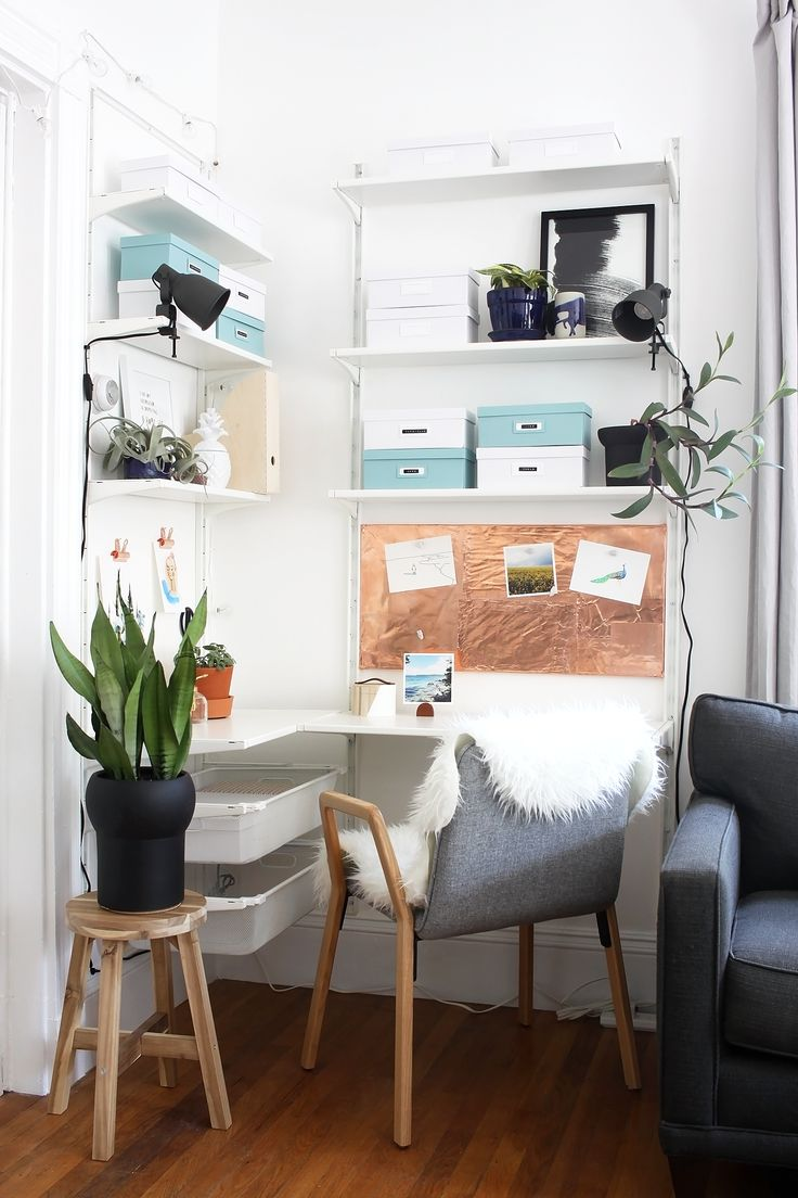 85 best At Home: Work Spaces images on Pinterest | Corner office ...