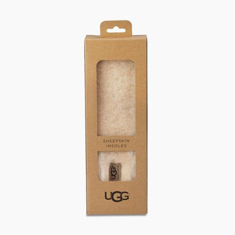 $30 BUY NOW  For the Guy Who's Always On His Feet  If he won't rock UGGs in public, show him what he's missing out on. These sheepskin insoles can fit in any shoe and provide warmth and comfort when needed.