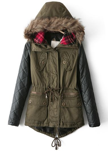i really like this coat!