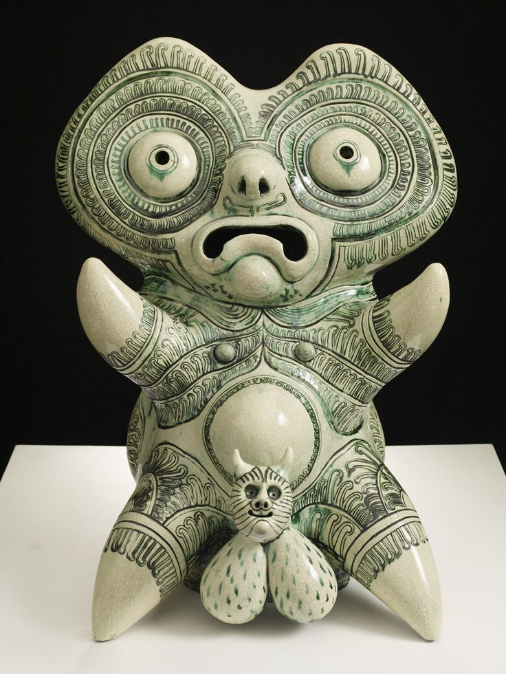 Grayson Perry,Tomb Guardian, 2011