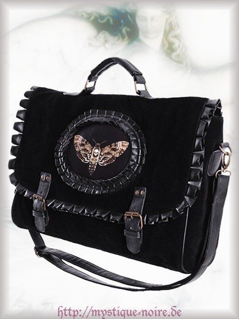 VIDA Statement Bag - Ravens Cry Bag by VIDA QYrCx2