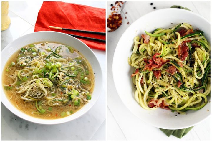 The Best Beginner Recipes for the Spiralizer