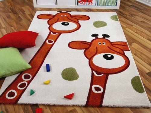 Good Kinder Spiel Teppich Paradiso Giraffen in x cm