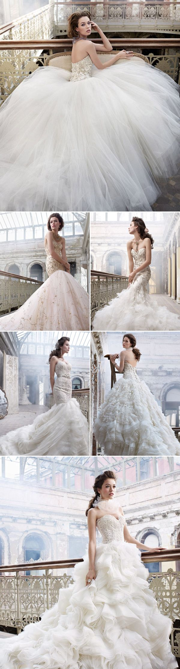 39 Classic Princess Wedding Dresses - Praise Wedding