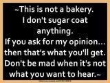 TrueTruths Hurts, Inspiration, Quotes, Bakeries, No Sugar, Funny, Things, True Stories, Sugar Coats
