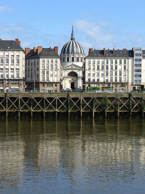 Riverside - Nantes, Pays de la Loire, France