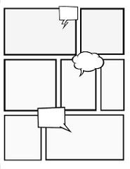 He can make his own comic strips by filling in the dialogue bubbles in these awesome pictures. Description from pinterest.com. I searched for this on bing.com/images
