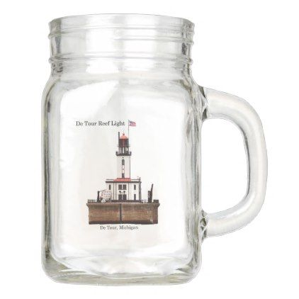 De Tour Reef Light mason jar - mason jars gifts ideas presents