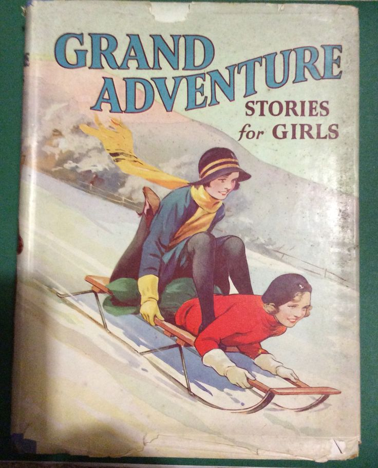 Grand Adventure Stories for Girls. Juvenile Productions Ltd