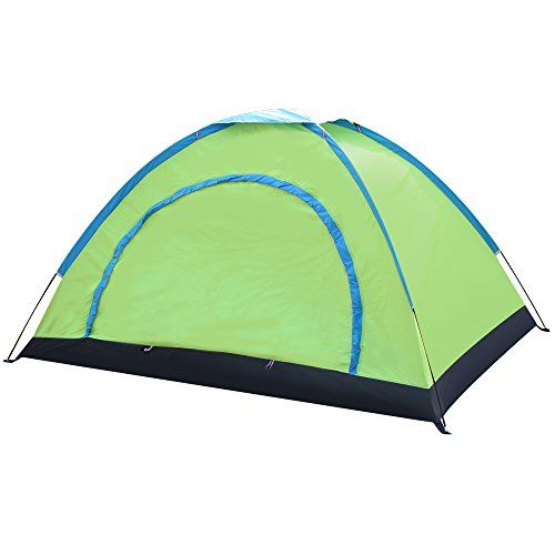 Techcell 2 Person Tent Camping Instant Tent Waterproof Tent Backpacking Tents for Camping Hiking Traveling(C). For product info go to:  https://all4hiking.com/products/techcell-2-person-tent-camping-instant-tent-waterproof-tent-backpacking-tents-for-camping-hiking-travelingc/