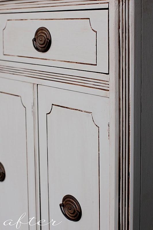 Glazing Painting Furniture