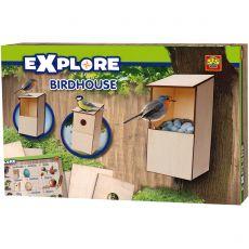 SES Explore Vogelhuisje ontdek de natuur buitenspeelgoed speelgoed - Vivolanda