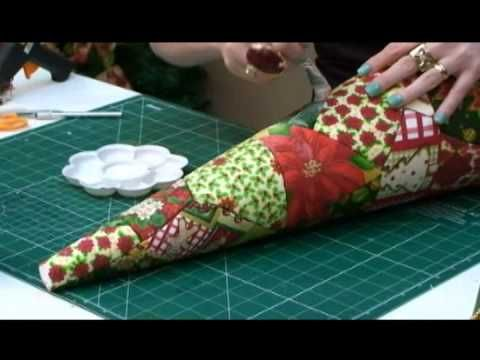 Aula 1: Bolas de Natal - YouTube
