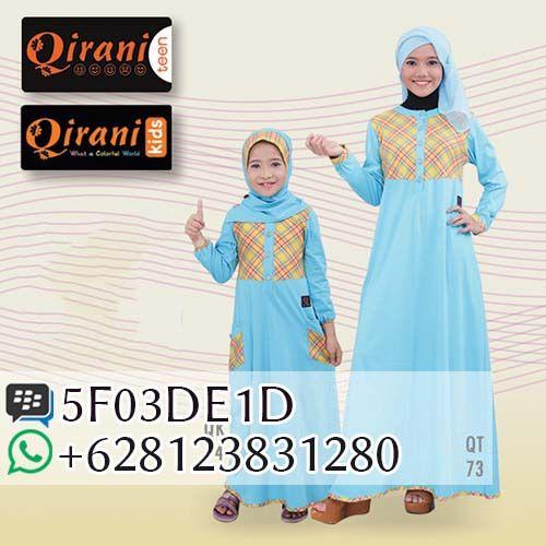 Qirani QK 74, Qirani QT 73, Qirani kids 2016, Qirani teen 2016. Dapatkan item ini di distributor resmi Filaika.com Hubungi : SMS / Whatsapp : 08123831280 BBM : 5F03DE1D