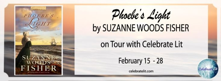 Hi friends here is my review of Phoebe's Light by Suzanne Woods Fisher  - with GIVEAWAY