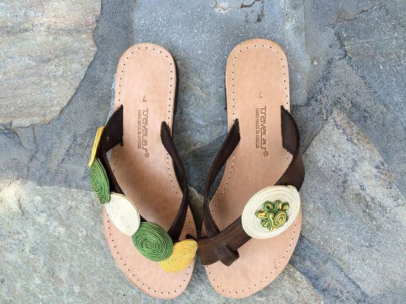 Greek sandals by sandalstriliza VERY GOOD PRICE ,EXCELLENT WORK