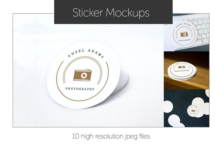 Sticker Mockups Happy Mockups Sticker Commercial Fun Stickers Business Card Mock Up How To Make Stickers