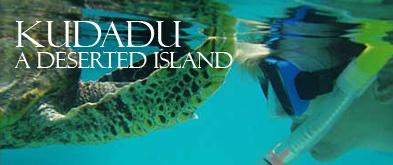 Snorkeling in Kudadu Island