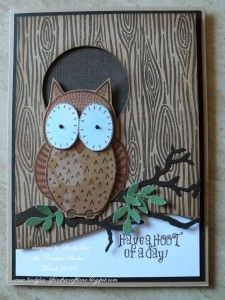 Hoot! Hoot! ..... its the weekend
