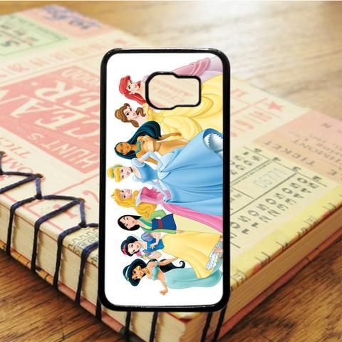 Disney Princess Samsung Galaxy S7 Case