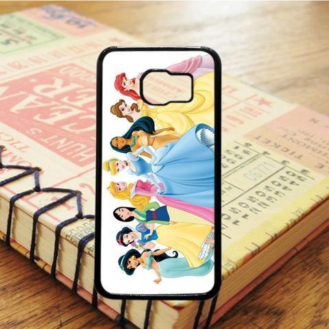 Disney Princess Samsung Galaxy S7 Case
