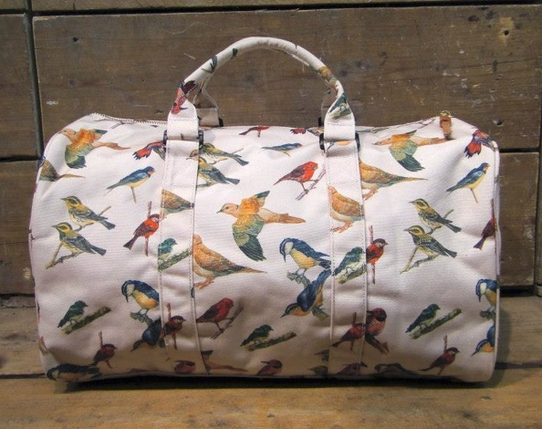 #FootPatrol - Herschel Bad Hills Collection Woodland #Birds Novel #Bag     AcquireGarms.com