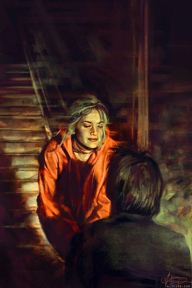 Eterno Resplandor de una Mente sin Recuerdos - Alice Zhang