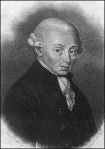 Immanuel Kant (1724-1804) is one of the most influential philosophers in the history of Western philosophy.