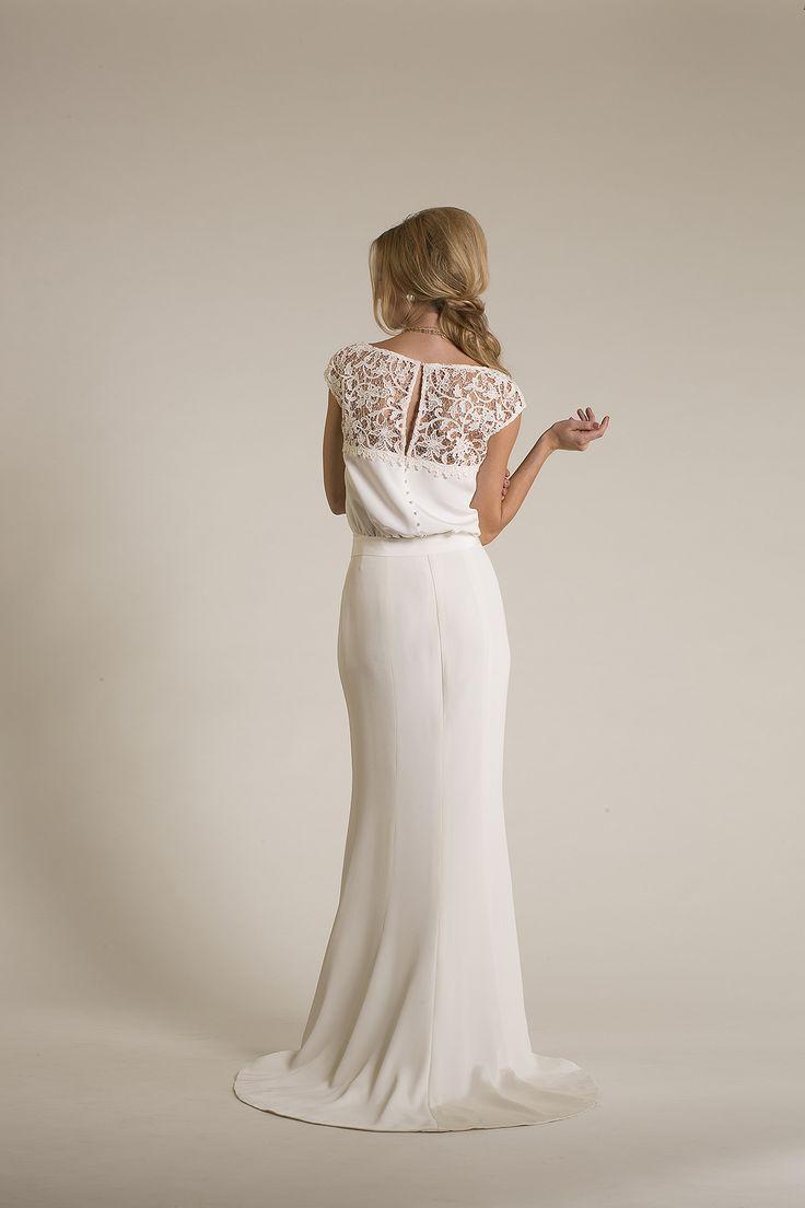 Amy Kuschel Bride Luna Gown