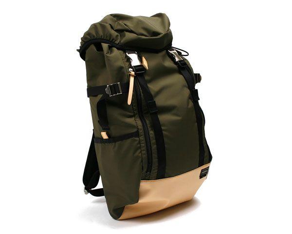 Minotaur Urban Gear (MUG) x Porter backpack - Doobybrain.com