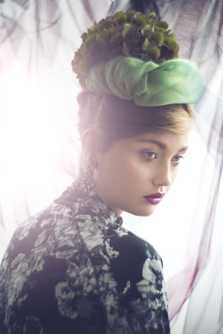 Spring Beauty Editorial. Photo: Björn Ceder. Styling: Malin Myllymäki Qvändstedt. Hair & Make Up: Anna Göransson. Model: Kajsa G/Avenuemodeller #beauty #fashion #fashionphotography