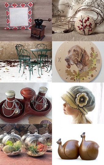 Something nice for everyone by Ilona on Etsy--Pinned with TreasuryPin.com