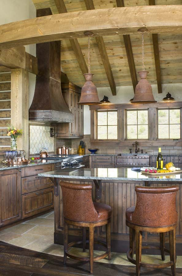 25 best ranch style decor ideas on pinterest ranch for Ranch style kitchen