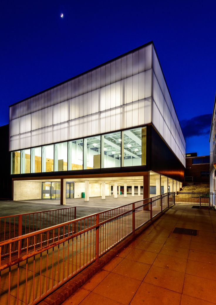 Gallery - Haydon School Activity Hall / Nick Baker Architects - 2
