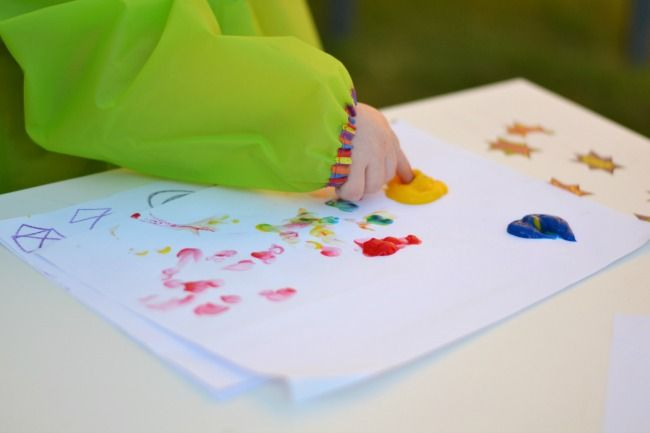 Center Parcs Blogger Challenge - Paint brushes at the ready. - mytwomums.com