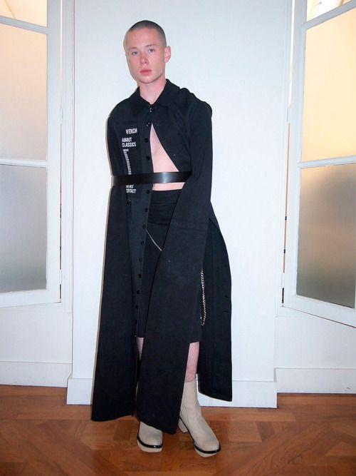 HBA SS17.  menswear mnswr mens style mens fashion fashion style hba hoodbyair…
