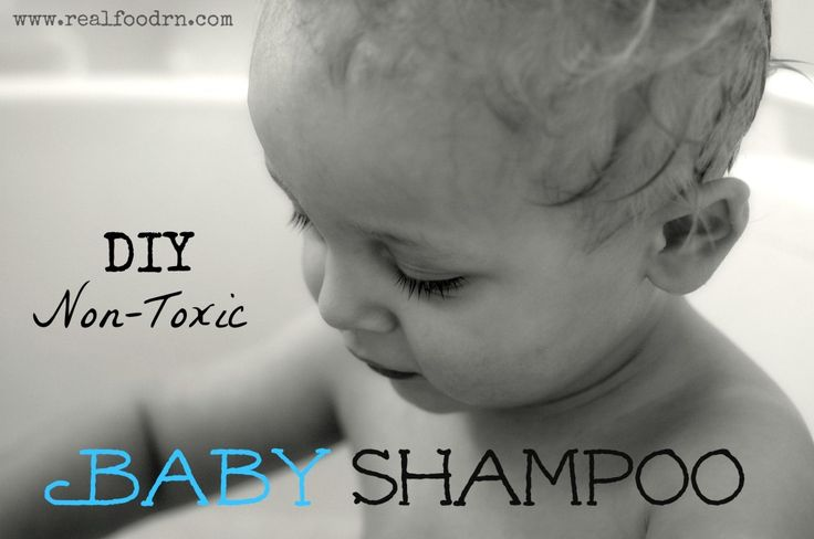 Make your own baby shampoo with coconut oil and lavender: This could be a thicker option if you didn't want to use a foaming dispenser and unrefined coconut oil would give it a natural tropical smell!.  I wonder if it would leave the hair a bit oily though.  Maybe cut the coconut oil in half?