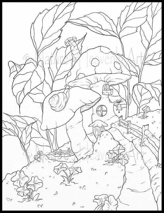 19 best Coloring Pages on Etsy images on Pinterest Coloring books - best of coloring pages for the number 19