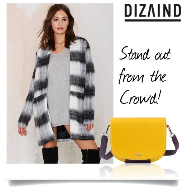Custom made yellow saddle bag from DIZAIND. Design your bag now www.dizaindbags.com #dizaind #dizaindbags