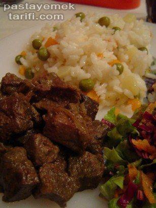 Fransız Usulü Dana Ciğer Tarifi resimli yemek tarifi, Et Yemekleri tarifleri