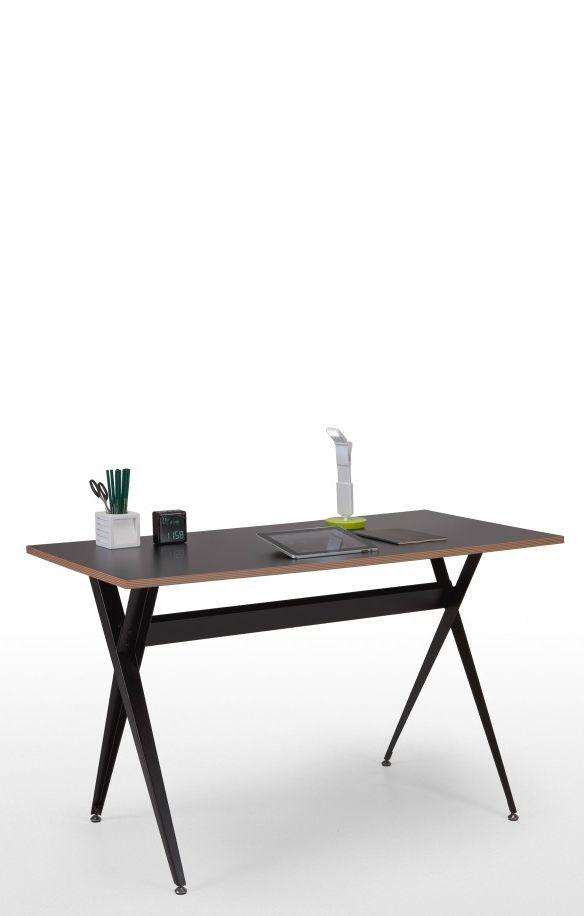 Graphix Schreibtisch, Schwarz. Home OfficeAnglesWorkspacesModern  FurnitureScissorsHighlightsNeuerDesignsMinimalist
