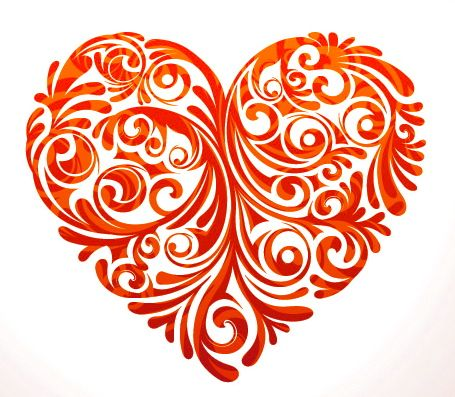 cool heart graphic - Google Search