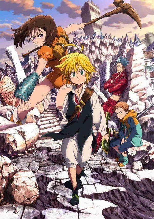 Netflix Anime 2020 November